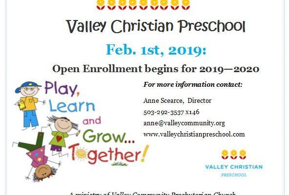 Website - Registration Open Feb. 1st